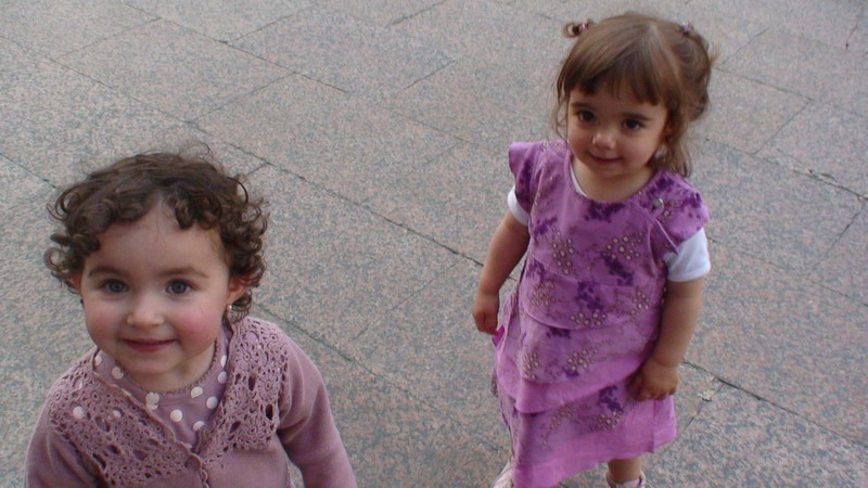 Maider y Nadia